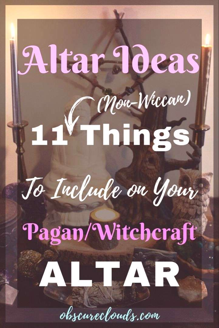 11 Ideas for Creating an Effective Altar - What to Include on Your Altar