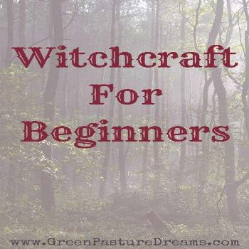 Feel like you have a gift, but don't know where to start? Everyone's got a little witch in them. Re