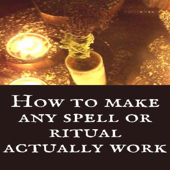 How to Make Any Spell Work beginner's witchcraft tips xo