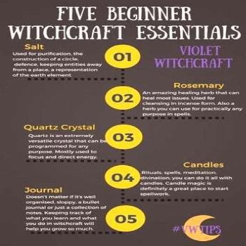 Image result for Witchcraft Spells for Beginners -