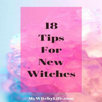 New witch? No problem. Check out these 18 pieces of advice for beginner witches new to the craft. P