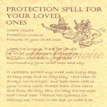 Tarot Spell for Protection, Book of Shadows Page, Witchcraft, Wicca, Pagan   eBay