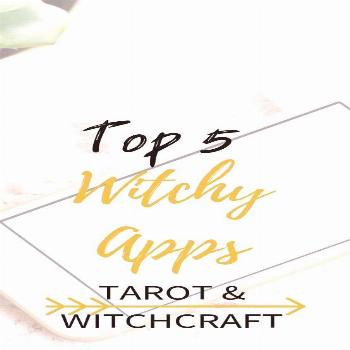 Top Five Witchy Apps. Here are my Top Five Witchy Android apps for the technopagan. Take your witch