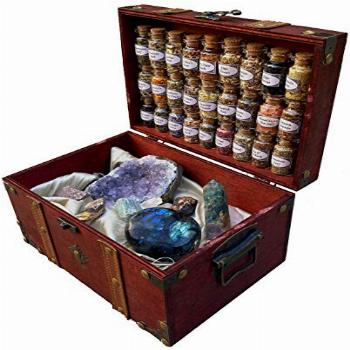 Witchcraft kit Wiccan Altar kit (Large)