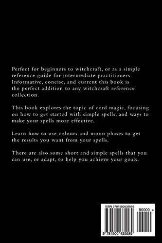 Cord Magic simple spells for beginners to witchcraft