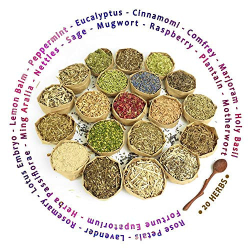 Dried Herbs for Witchcraft Supplies - Witch Herbs for