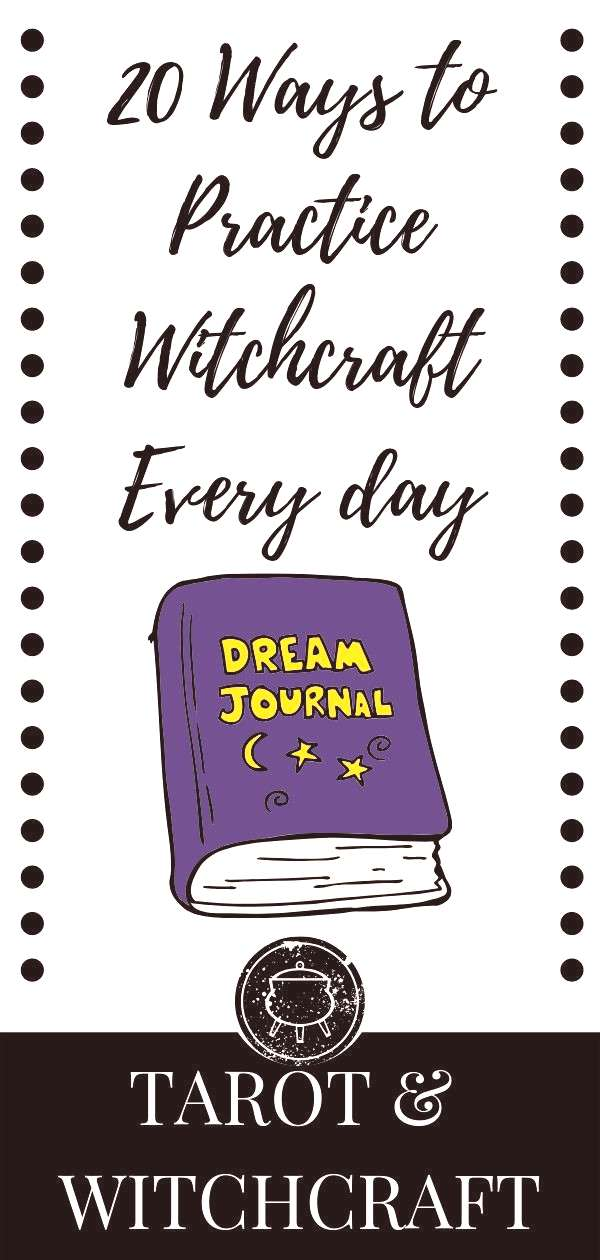 How to practice everyday witchcraft Here are some ways you can practice magic every day. Magic does