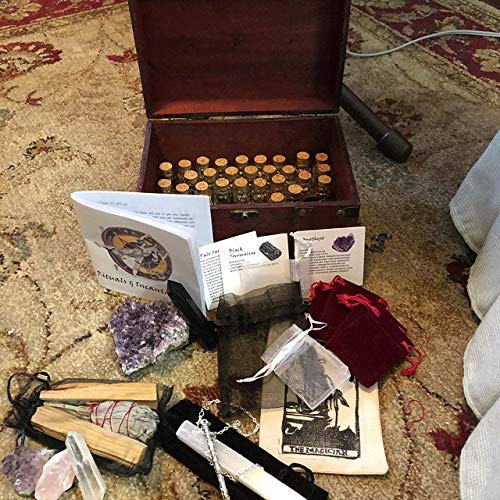 Huge Witchcraft KIT ~ Witch Alter Sets ~ Wand kit ~ Witch