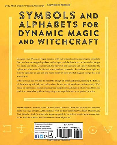 Magical Symbols and Alphabets A Practitioners Guide to