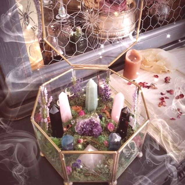 Updates from WildWitchCrystals on Etsy