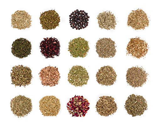 Witchcraft Supplies Herbs for Witchcraft-Dried Herb Kit for