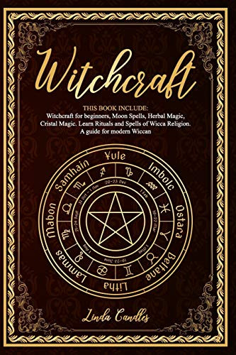 Witchcraft This book include Witchcraft for beginners,